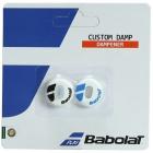 Babolat Custom Dampener (White/ Blue) -