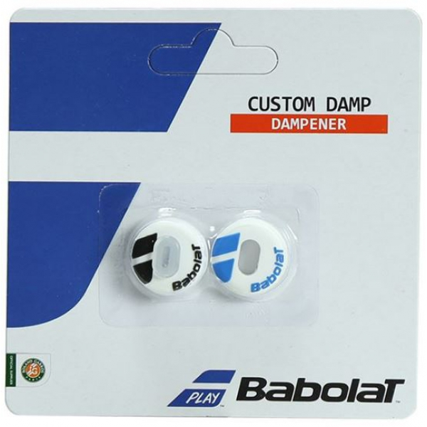 Babolat Custom Dampener (White/ Blue)