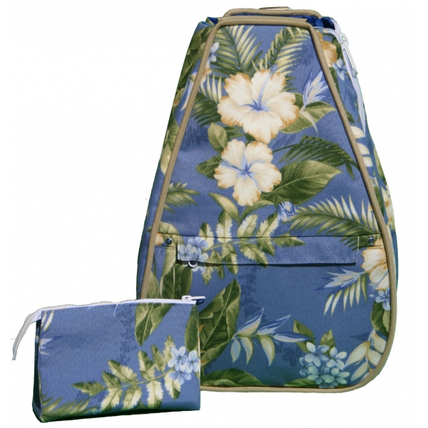40 Love Courture Bahama Breeze Betsy Tennis Backpack
