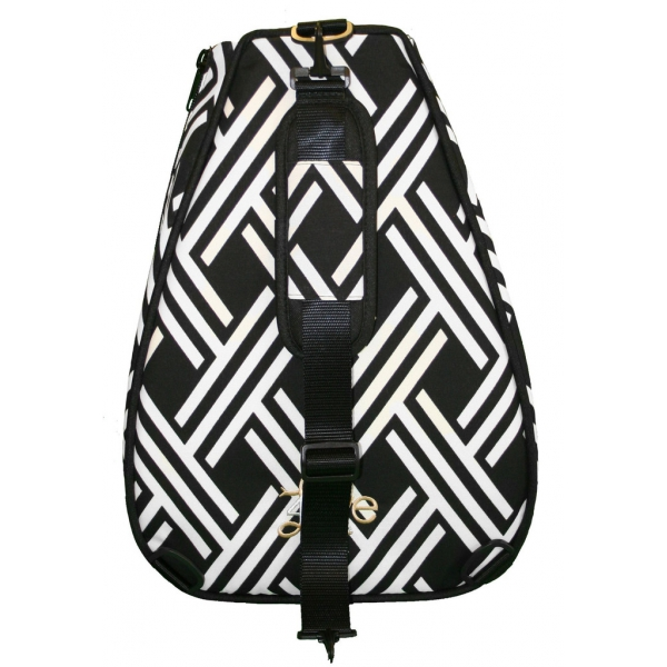 40 Love Courture Modern Weave Betsy Tennis Backpack