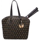 Cortiglia The Black Royal Bag by Marion Bartoli - Cortiglia Tennis Bags