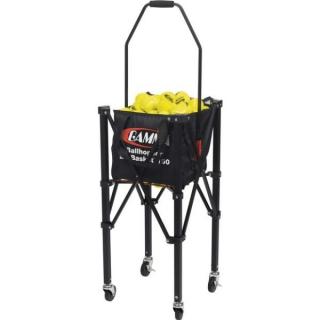 Gamma EZ Travel Cart 150 + EZ Basket 150 Tennis Balllhopper Combo