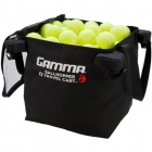 Gamma EZ Travel Cart Pro 250 Ballhopper Bag - Gamma Tennis Ballhoppers