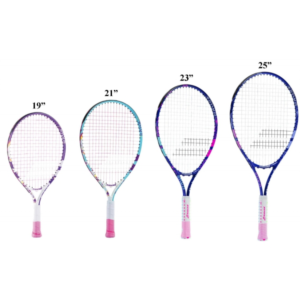 Babolat B'Fly Child's Tennis Racquet & Purple Junior Backpack