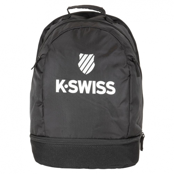 K-Swiss Tennis Backpack (Black)