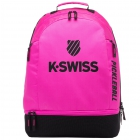 K-Swiss Pickleball Backpack (Pink/Black) - Shop Your Favorite Tennis Brands