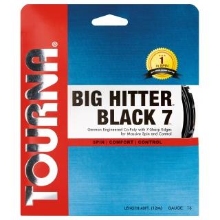 Tourna Big Hitter Black 7 16g Tennis String (Set)