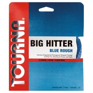 Tourna Big Hitter Blue Rough 16g Tennis String (Set)