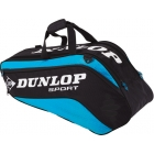Dunlop Biomimetic Tour 6 Racquet Thermo (Blue) - Tennis Racquet Bags