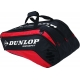 Dunlop Biomimetic Tour 10 Racquet Thermo (Red) - Dunlop Tennis Bags