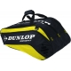 Dunlop Biomimetic Tour 10 Racquet Thermo (Yellow) - Dunlop Tennis Bags