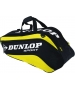 Dunlop Biomimetic Tour 6 Racquet Thermo (Yellow) - Dunlop Biomimetic Tour Tennis Bags