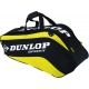 Dunlop Biomimetic Tour 6 Racquet Thermo (Yellow) - Dunlop Tennis Bags