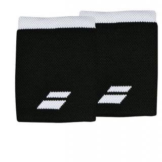 Babolat Jumbo Wristband (Black/White)