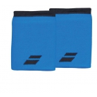 Babolat Jumbo Wristband (Diva Blue/Rabbit) - Tennis Apparel Brands