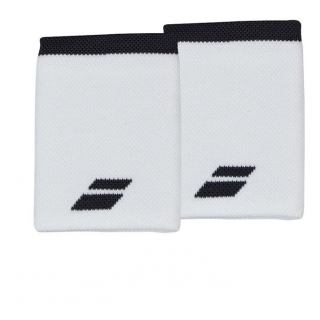 Babolat Jumbo Wristband (White/Rabbit)