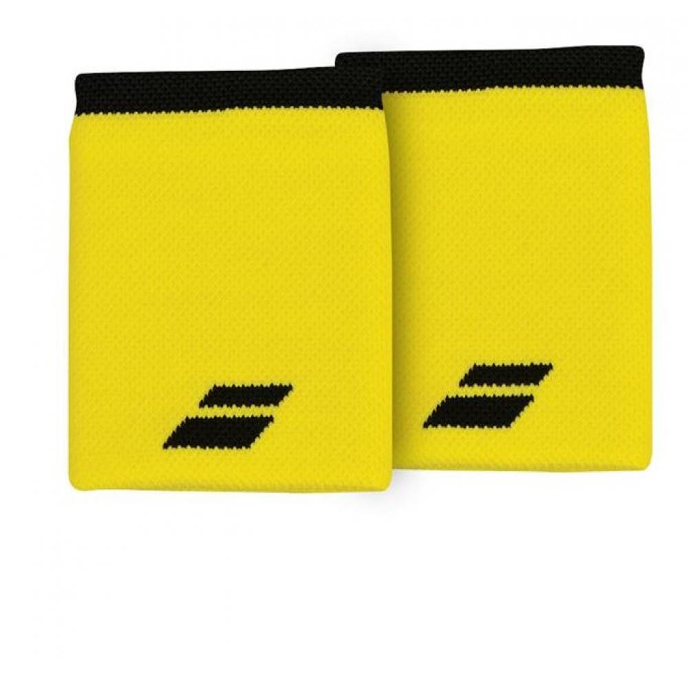 Babolat Jumbo Wristband (Yellow/Black)