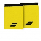 Babolat Jumbo Wristband (Yellow/Black) - Tennis Apparel Brands