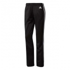 Adidas Women's Designed 2 Move Tennis Warmup Pant (Black/ White) - Women's Warm-Ups
