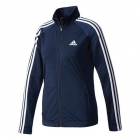 Adidas Women's Designed 2 Move Tennis Warmup Jacket (Collegiate Navy/White) - Adidas Women's Tennis Apparel