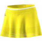 Adidas Stella McCartney Barricade Skirt (Bright Yellow//White) - New Style Tennis Apparel