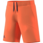 Adidas Men's Melbourne Bermuda Short (Glow Orange/White) - Adidas Men's Tennis Apparel