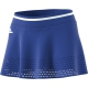 Adidas Stella McCartney Barricade Skirt (Bold Blue//White) - Women's Skorts