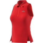 adidas Stella McCartney Women's Barricade Tennis Tank Top (Red) - Adidas