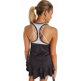DUC Refreshing Women's Tennis Tank (Black)