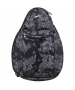 Jet Black Hawaiian Mini Backpack - Womens Bags