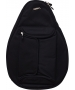 Jet Black Mini Backpack - Womens Bags