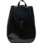 40 Love Courture Black Quilt Maddie Backpack - 40 Love Courture