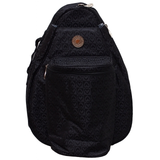 Jet Black Heart Baby Jet Backpack