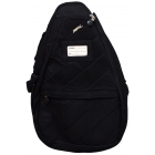 Jet Black Mesh Small Sling Bag - Jet Bags