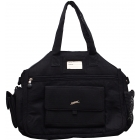 Jet Black Mesh  Tote - Tennis Bags on Sale