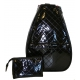 40 Love Courture Black Quilt Betsy Tennis Backpack - 40 Love Courture Betsy Medium Tennis Backpack