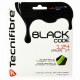 Tecnifibre Black Code 17g Tennis String Set (Lime) - Polyester Tennis String