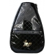 40 Love Courture Black Quilt Betsy Tennis Backpack - 40 Love Courture Betsy Medium Tennis Bags