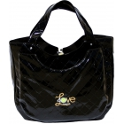 40 Love Courture Black Quilt Charlotte Tote - Tennis Bag Brands