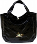 40 Love Courture Black Quilt Charlotte Tote - New Tennis Bags