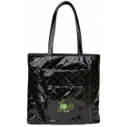 40 Love Courture Black Quilt Paris Sack  Bag - 40 Love Courture Paris Sack Tennis Bags