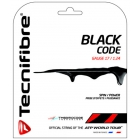 Tecnifibre Black Code 17g (Set) - Tennis String Categories
