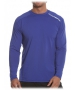 Bloq-UV Men's Jet-Tee Long Sleeve Top (Twilight Blue) - Men's Long-Sleeve Shirts