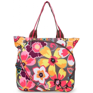 All For Color Blooming Bunch Tennis Tote