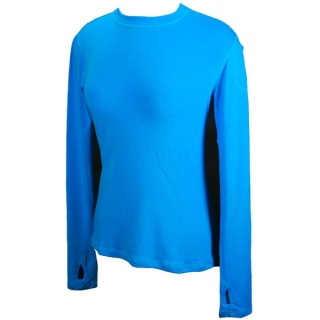 Bloq-UV 24/7 Long Sleeve Top (Turquoise)