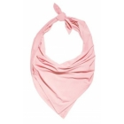 BloqUV Sun Protective Bandana Face Covering (Tickle Me Pink) - Tennis Gifts Under $25