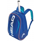 Head Tour Team Tennis Backpack (Blue) - Head Tour Team Series Tennis Bags