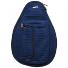 Jet Navy Mesh Mini Backpack - Womens Bags