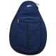 Jet Navy Mesh Mini Backpack - Jet Mini Tennis Bags