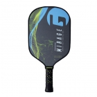 Gamma Mirage Poly Core Pickleball Paddle (Blue) - Pickleball Paddles